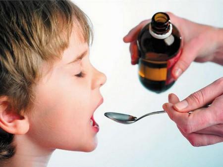 Средства от кашля детям и взрослым
