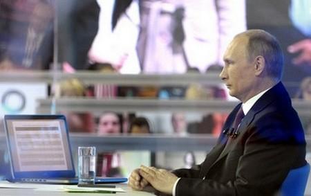 Вопрос Путину