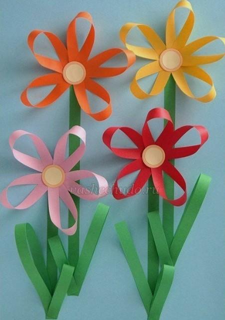 Поделки для 4 класса своими руками из цветной бумаги - Led1000.ru