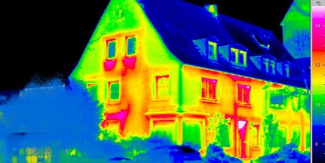 Термосъемка дома