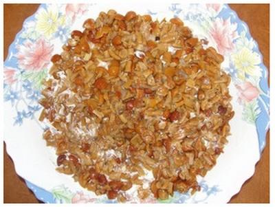 Салат орлиное гнездо рецепт