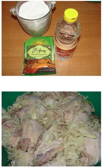 Как мариновать лук в лимонном соке для салат