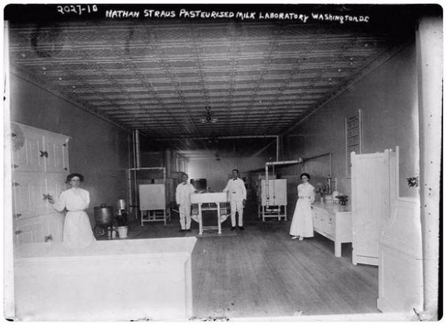 Лаборатория пастеризации молока