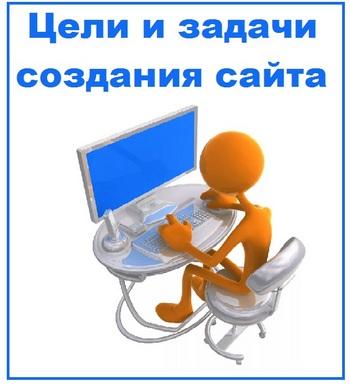 Цели и задачи создания сайта