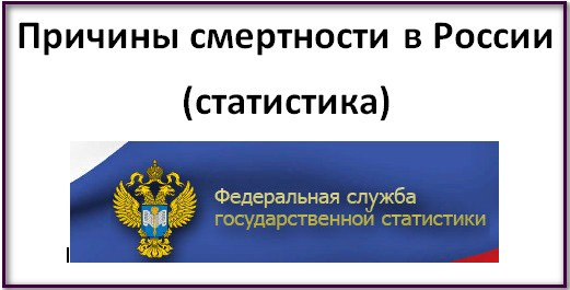 Причины смертности в России