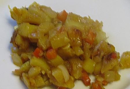 Вкусные тушеные кабачки с овощами